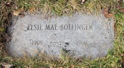 Elsie Mae <i>Hartmann</i> Bollinger
