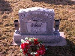 Sgt Oleous Keith Ott Ottinger