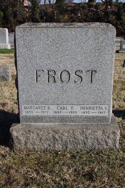 Carl Frost