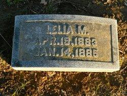 Lelia M Patton