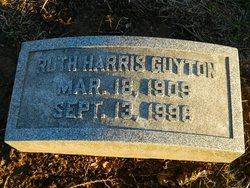Ruth Harris Guyton