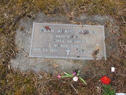 Dean Adams Brown