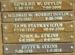 John R Atkins