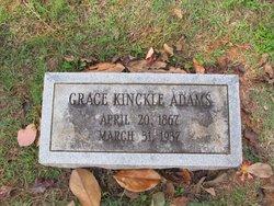 Grace Dudley <i>Kinckle</i> Adams