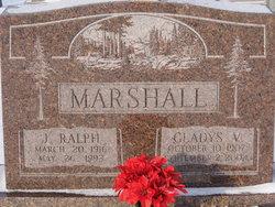 Gladys Marshall