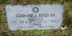 George E Kessler