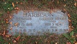 Elizabeth <i>Stewart</i> Harbison