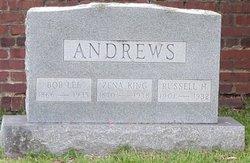 Zena <i>King</i> Andrews