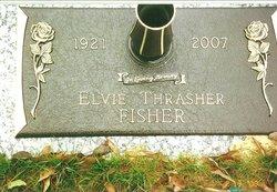 Elvie Leona <i>Thrasher</i> Fisher