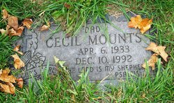 Cecil Mounts