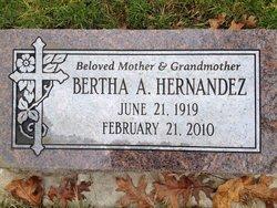 Bertha A. Hernandez
