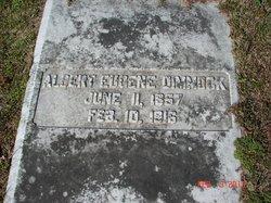 Albert Eugene Dimmock