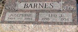 Josephine Barnes