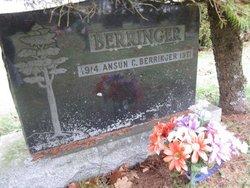 Anson C Berringer