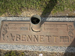 Otis Wayne Bennett