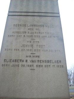 Elizabeth Rutgers <i>Van Rensselaer</i> Hull