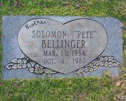 Solomon Pete Bellinger
