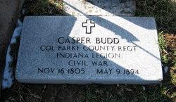 Col Casper P. Budd