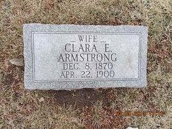 Clara E. <i>Damman</i> Armstrong