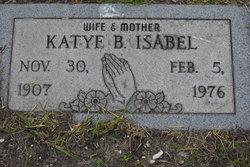 Katye Belle <i>Fulcher</i> Isabel