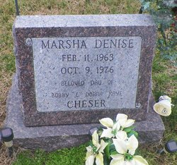 Marsha Denise Cheser