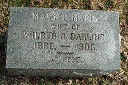 Mary E. <i>Maris</i> Darling