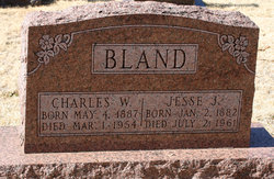 Charles W Childs Bland