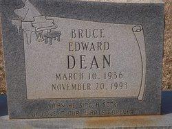 Bruce Edward Dean