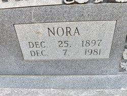 Nora Bell <i>Burns</i> Hickman