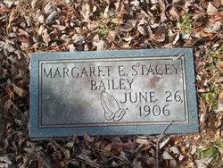 Margaret Ellen <i>Stacey</i> Bailey