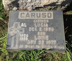 Lucia Lucy Caruso