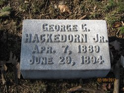 George G Hackedorn, Jr