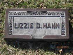 Lizzie C. Hann