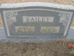 Robert Lee Bob Bailey