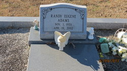 Randy Eugene Adams
