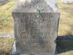 Julia A. <i>Wagner</i> Keith