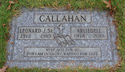 Arliedell <i>Carlstrom</i> Callahan