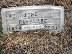 John L. Margrave