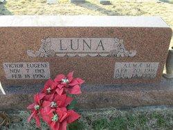 Alma <i>McDonald</i> Luna