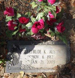 Gertrude <i>Keating</i> Austin