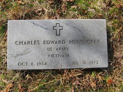 Sgt Charles Edward Hunsucker