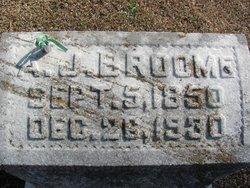 Adoniram Judson Broome