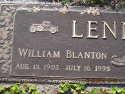 William Blanton Lennon