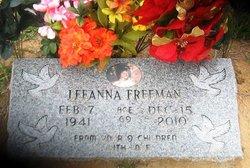 Leanna <i>Thomas</i> Freeman