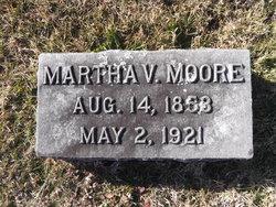 Martha V <i>Moore</i> Neff