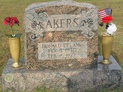 Donald DeLano Akers