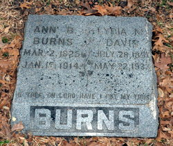Ann Barton <i>Warren</i> Burns