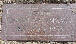 Maria Jane Emmack