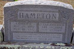 Charlie A Hampton