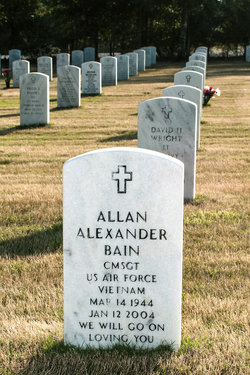 Allan Alexander Bain